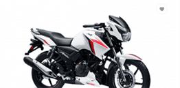 TVS Motorcycles New Model