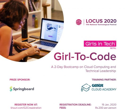 Girls Teaching Girls to Code Nepal