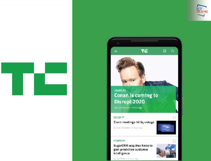 TechCrunch Mobile App