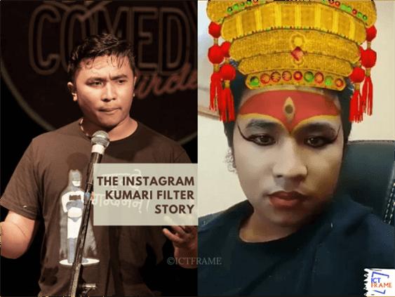 How To Get Kumari Instagram Filter