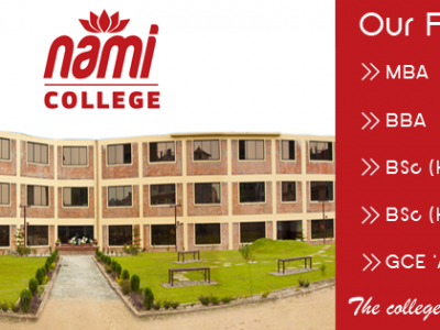 Top IT College in Nepal