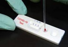 Two People Test Positive For Coronavirus In RDT
