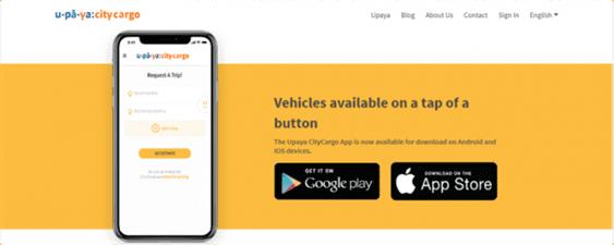 Upaya CityCargo App