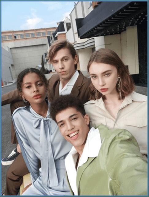 VIVO V20 Selfie videos