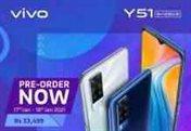 VIVO Y51 Price
