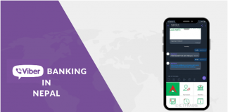 Viber Banking Rise In Nepal