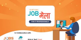 Virtual IT Job Fair in Nepal