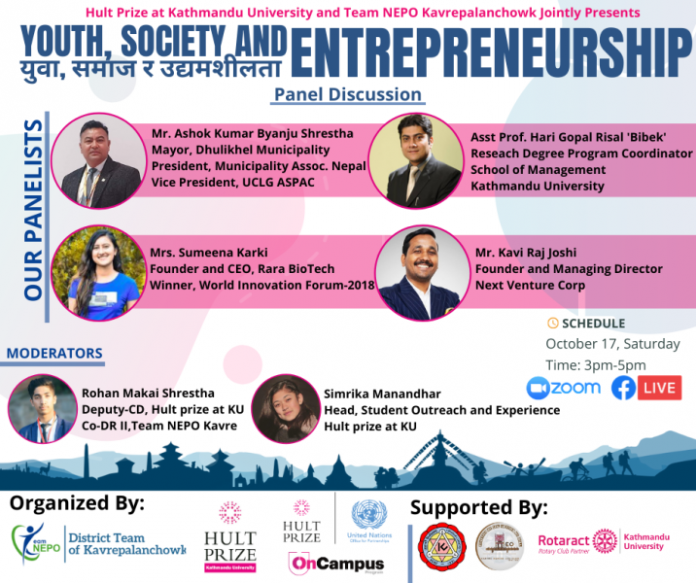 Virtual Panel Discussion Nepal