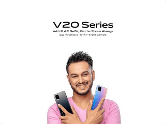 Vivo V20 Mobile