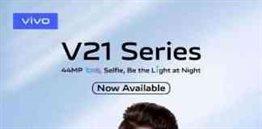 Vivo V21 Series Price