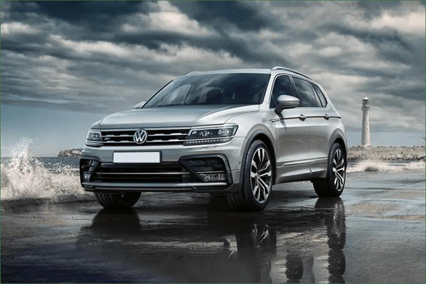 Volkswagen Allspace Features