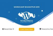 WORDCAMP BHARATPUR 2019