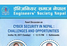 Webinar On Cybersecurity in Nepal