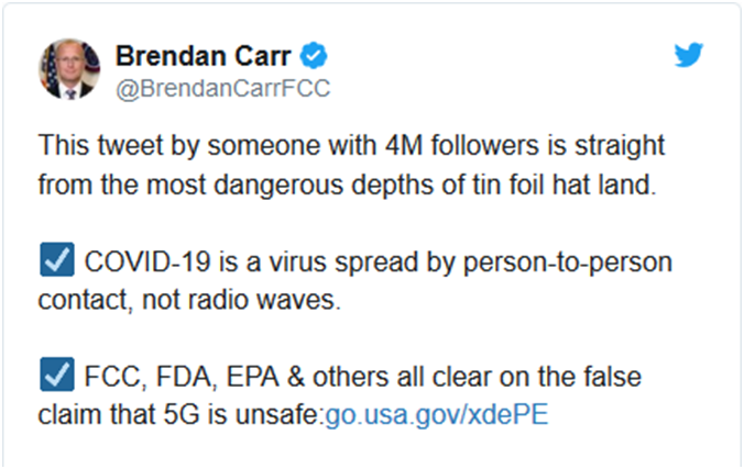 How a 5G Coronavirus Conspiracy Theory Fueled Arson