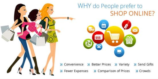 Why Online shopping is So Popular