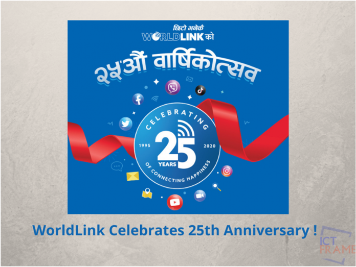 Wlink Celebrates 25 Years Anniversary