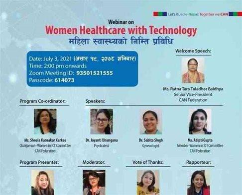Women Healthcare Technology