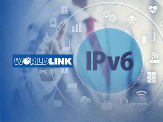 Worldlink Deploys Journey to IPv6