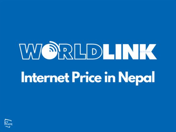 Internet Price in Nepal