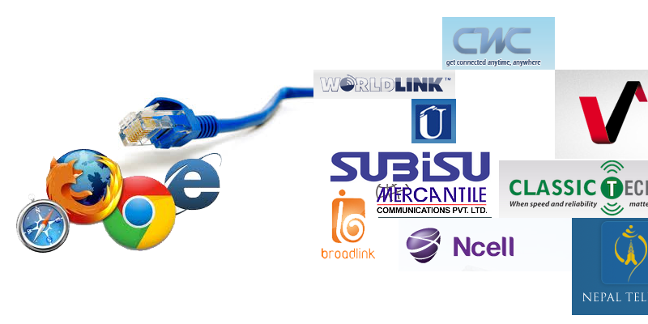 choosing an internet service provider in nepal