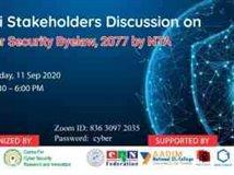 cybersecurity byelaws 2020