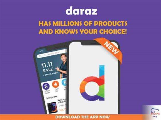 daraz app review