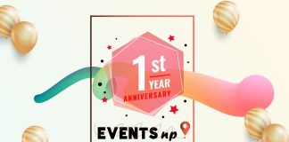 eventsnp Anniversary