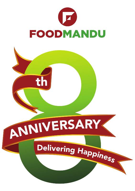 foodmandu 8th anniversary