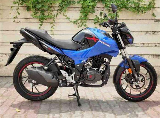 Hero's Xtreme 160R
