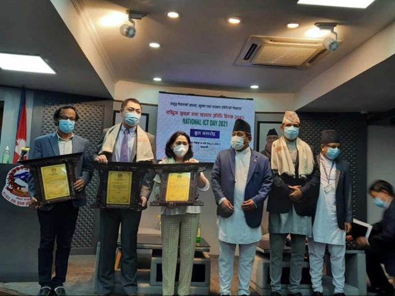 ict awards winners
