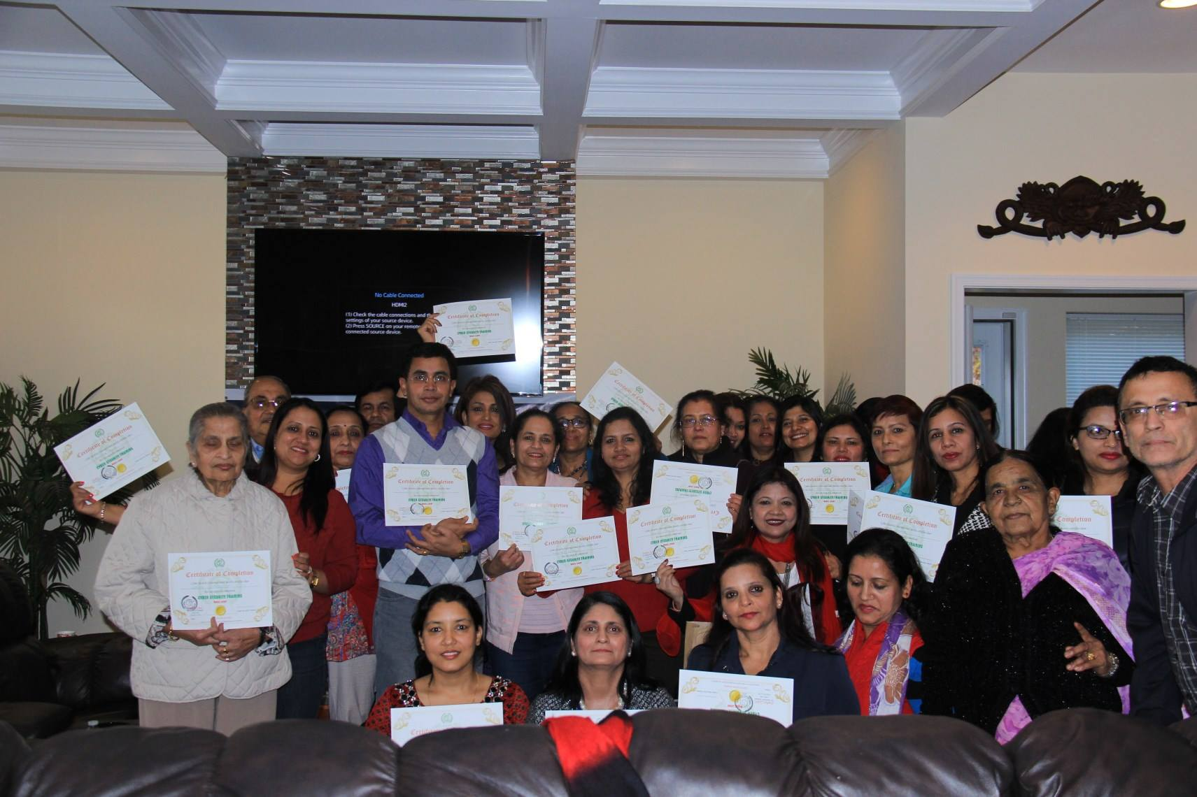 49th Cyber Security Training to the Nepali women at Annandale VA USA