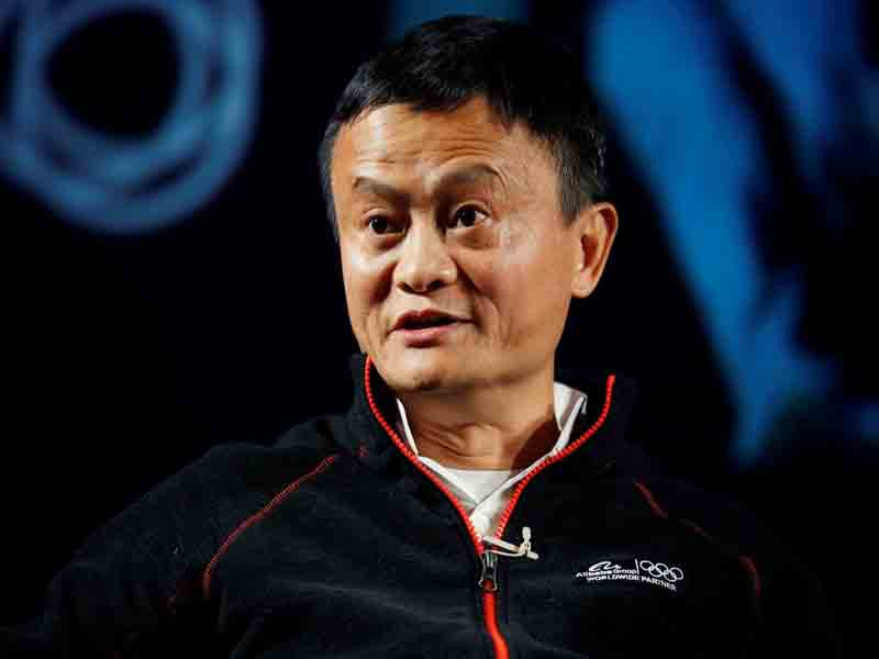 Alibaba co founder jack ma to retire report nytimes jack ma co founder and executive chairman of alibaba is stepping down at a time when the chinese business environment has sourededitcreditamir cohen reheart Images