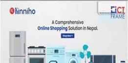 kinniho ecommerce portal