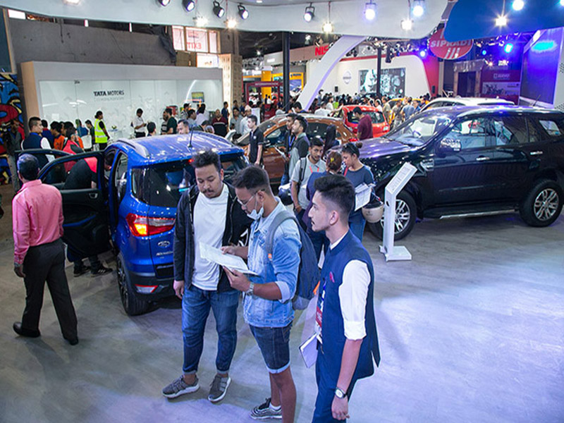 New Cars In Nepal 2018 New Cars At Nada Auto Show 2018