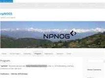 npNOG5 Event Website