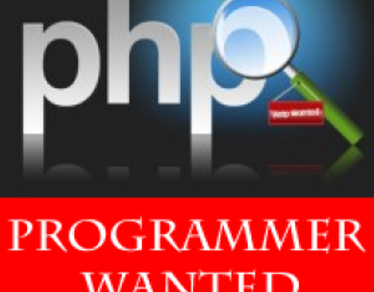 php programmer wanted