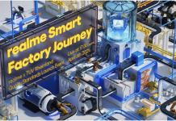 realme smart factory journey