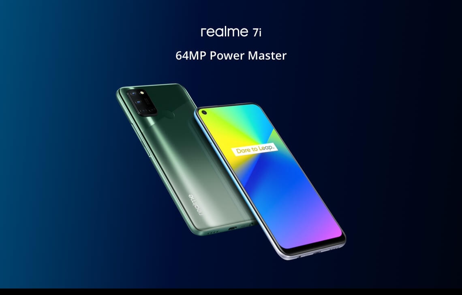 Realme 7i Display
