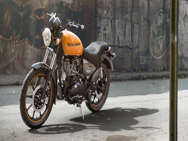 Royal Enfield Thunderbird X To Launch In Nepal - ICT Frame Technology