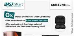 samsung zero Percent EMI