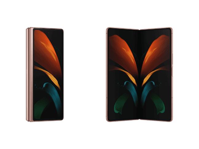 Samsung Galaxy Z Fold2 Design