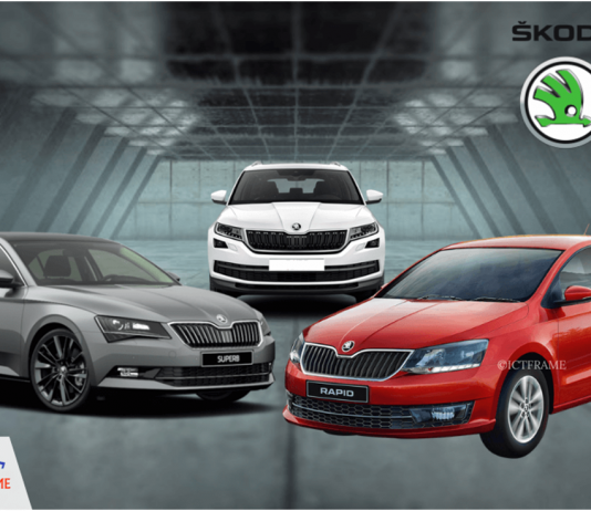 Skoda cars price in Nepal