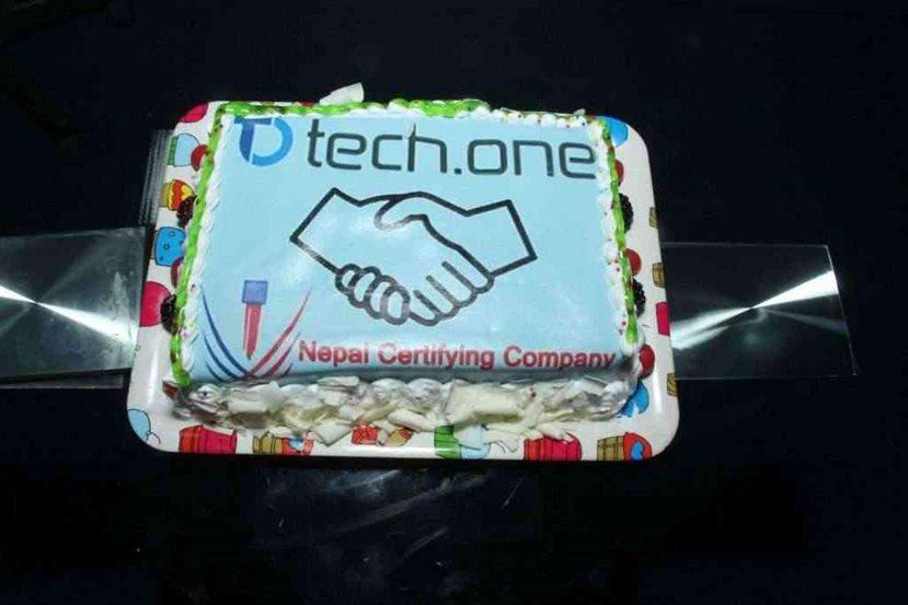 tech one global nepal ceremony