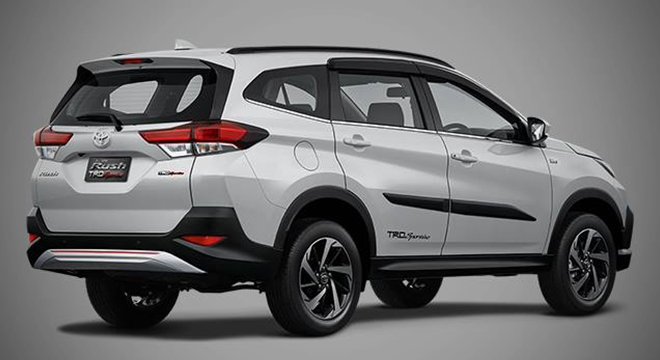 Toyota Rush 2018 Launched In Nepal; Starting Price At Rs