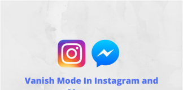 vanish mode feature
