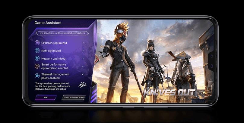 Vivo V20 Pro gaming