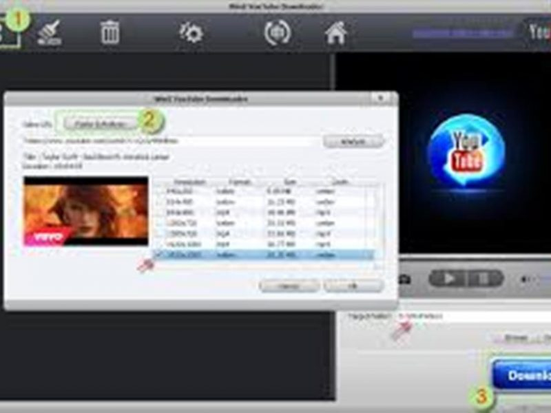 way of downloading a youtube video