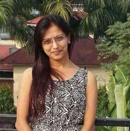 women journalist in nepal